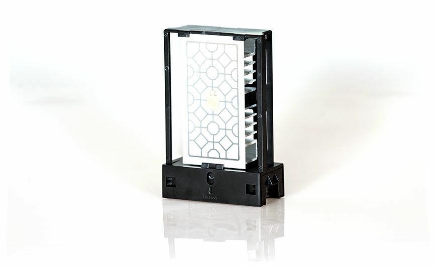 Ózonlap Silver 4000 készülékhez, szabadalmaztatott cserélhető ózonkazettában, hűtőbordákkal