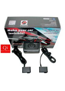 Blinder HP-905 Qi Dual kétfejes védelmi rendszer +CD