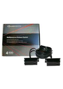 MLS Laser Interceptor Quad +CD
