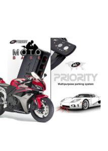 AL PRIORITY | ALP | MOTO BASE védelem motorra +CD