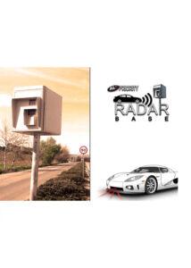 ALP | AL PRIORITY | RADAR BASE radardetektor csomag +CD