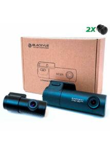 Dual autós kamera a BlackVue-tól