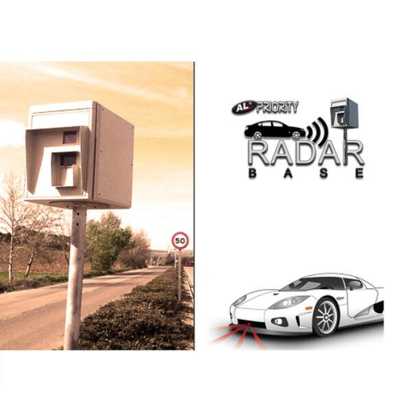 Az AL Priority rendszerek legújabb, integrált kiegészítője: egy beépíthető radarérzékelő antenna az integrációt lehetővé tevő modullal. Ha nem csak a lézer ellen szeretnél védelmet, hanem a fixen telepített vagy mobil radaros sebességmérőkkel szemben is.