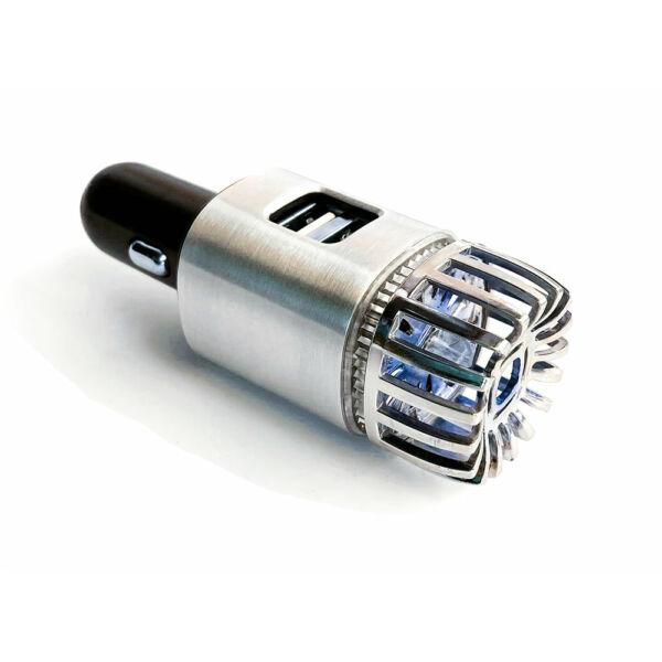 Autós ionizátor légtisztító allergia ellen