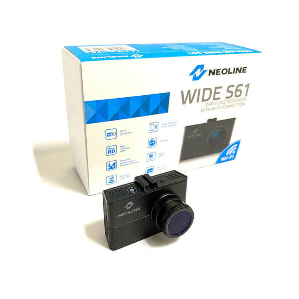 Neoline wide s61 menetrögzítő kamera