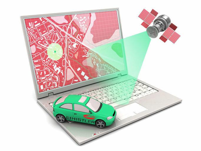 Whistler radardetektor frissítés